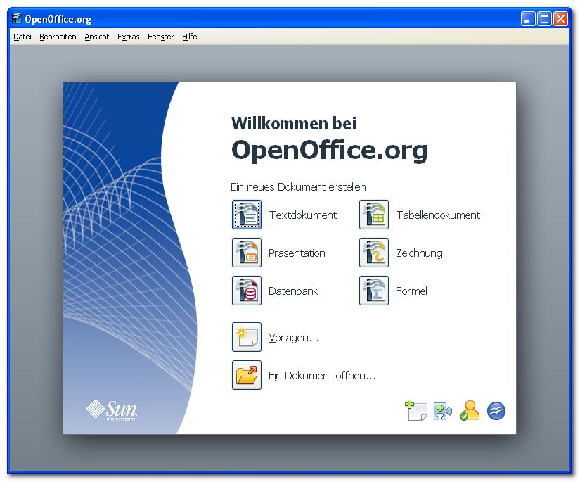 openoffice project Al descargar la suite ofimática de apache gratis a tu pc tendrás acceso a un programa de diseño vectorial equivalente a adobe illustrator: openoffice draw.