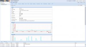 Voll funktionsfähige Proxmox Installation auf der APU