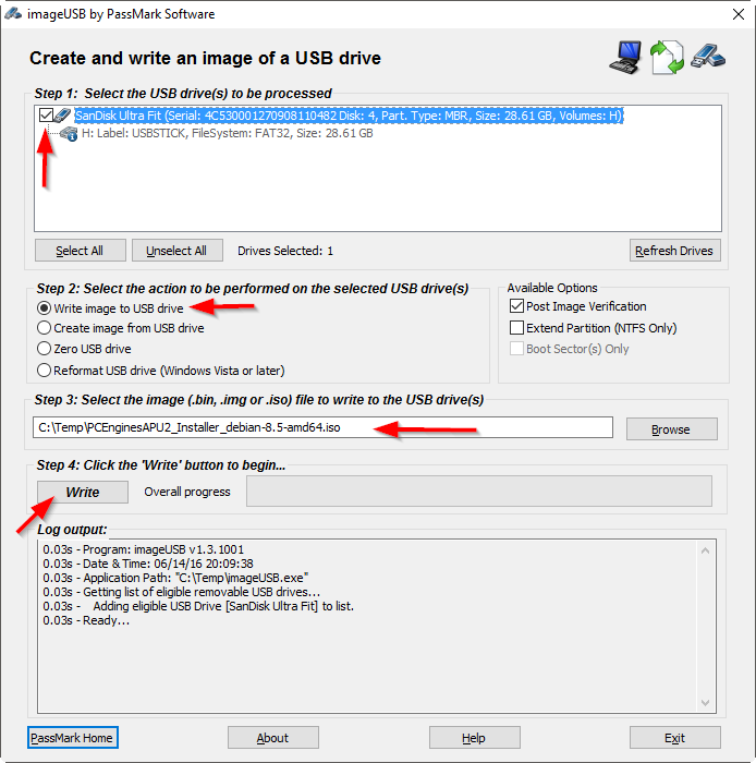 Proxmox Virtualisierungsumgebung 4 x auf PCEngines APU2C2 / APU2C4